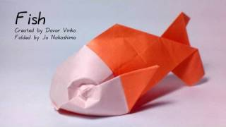 Origami Fish (davor Vinko) - Color Change On The Head