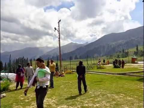 Gulmarg - Ski Resort - Gulmarg Gandola - Jammu & Kashmir Tourism - Incredible India