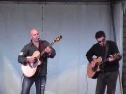 John Harley Weston - Acoustic In The Park 1 - Beautiful Day In The City