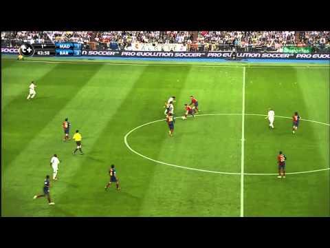 Real Madrid vs Barcelona 2 - 6 Full Match (La Liga 2/5/2009) HD