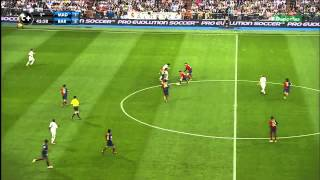 Real Madrid vs Barcelona 2 - 6 Full Match La Liga 2/5/2009 HD