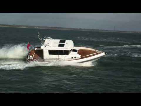 Paragon 25 from Motor Boat & Yachting