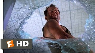 Video clip Die Hard (2/5) Movie CLIP - Welcome To The Party, Pal (1988) HD