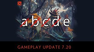 Patch 7.20e - Because Valve is compelled to release a new patch every day