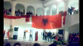 A Vritet Pafajsia - Afërdita Haziri  23.11.2012 ( Live ) Gjimnazi  Zef Lush Marku   *Shkup*