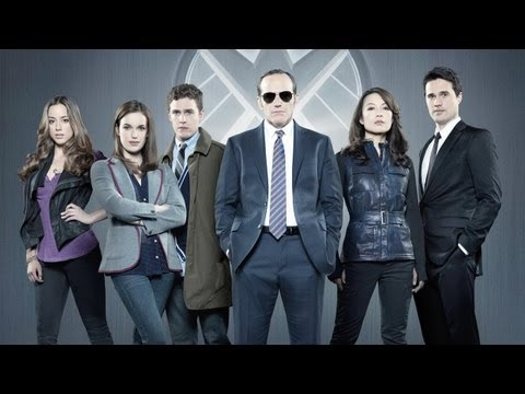 Marvel's Agents of S.H.I.E.L.D. Trailer - Clark Gregg