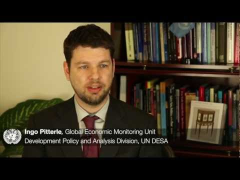 WESP 2013 - Regional Economic Outlook: Developing Economies