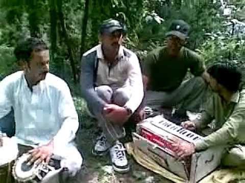 Kha Shwala Deera Che Inkaar De Okro Khatir Afridi video