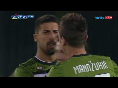 Serie A 22. Hafta I Chievo 0-2 Juventus Maç Özeti