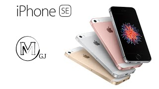 iPhone SE | Comparacion y opinion | Mer GJ