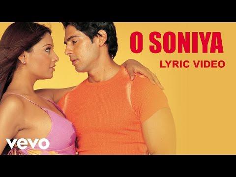 Ishq Hai Tumse - O Soniya Lyric | Himesh Reshammiya video