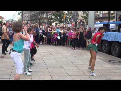 Street Party Warszawa - Nauka Tańca 26.08.2012