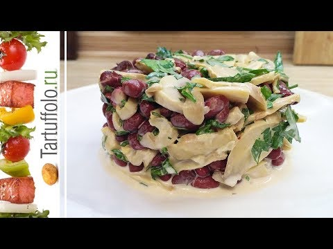 Быстрый салат за 2 минуты!