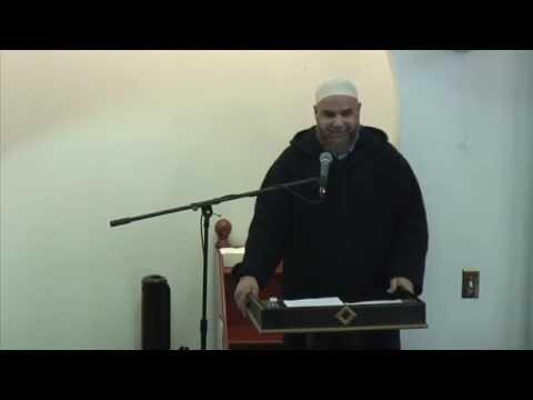 Sheikh Ghani - Jummah 3/6/15