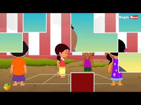 Papallara Rarandi - Telugu Nursery Rhymes - Cartoon And Animated Rhymes For Kids video