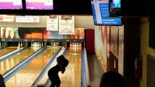 Trey Brand 1st 299 game bowling Pepsi tournament 2016 missouri