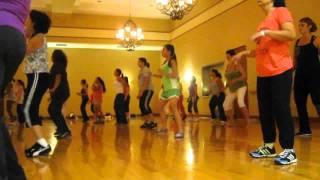 № 1329 США Первый урок ZUMBA DANCE - невпопад Флорида