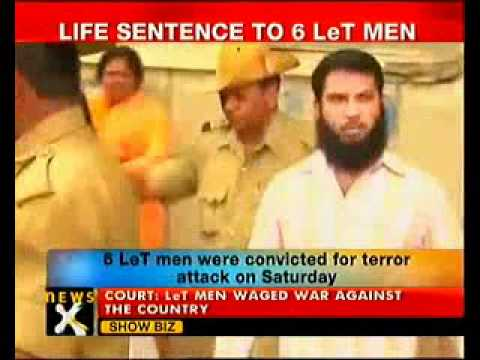 Six LeT men get life sentence in 2005 Bangalore blast case.flv