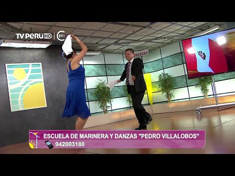 Día de la Marinera con Pedro Villalobos Neyra Campeon de Marinera (Bien Por Casa)