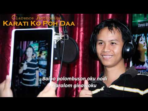 Karati Ko Poh Daa versi youtube   Clarence Anthonius