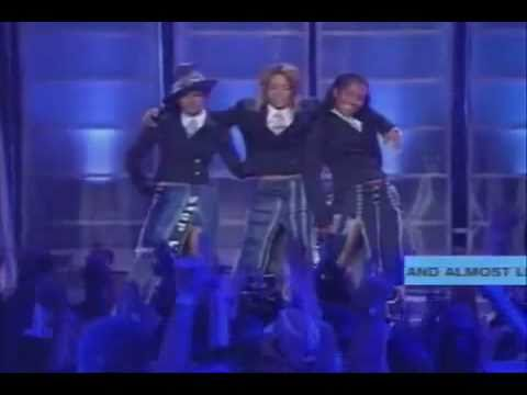 TLC - Waterfalls Live