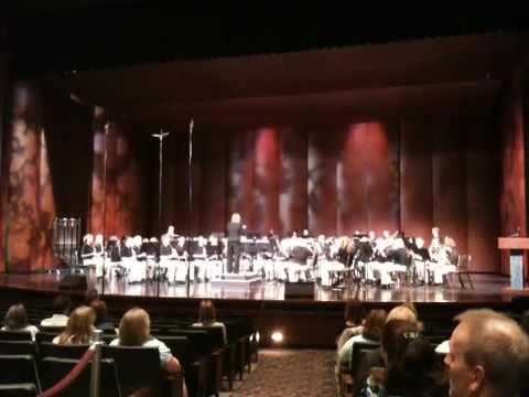 Affirmation Overture, Gull Lake Middle School 7th Grade State Band Competition