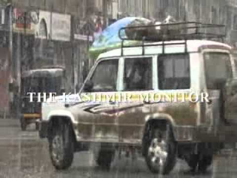 Fresh snowfall in Kashmir valley