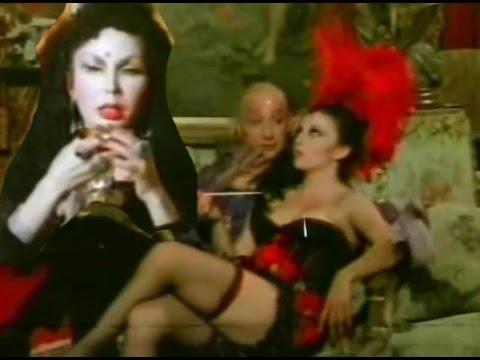 Irma Serrano and Veronica Castro with long nails