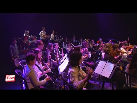 Luçon : l'école de musique sur scène