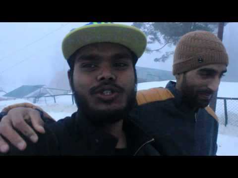 KASHMIR TRAVEL DIARY - Part 4: MMS Scandal, Offended Kashmiri Guy & Fun with Skiing Boys