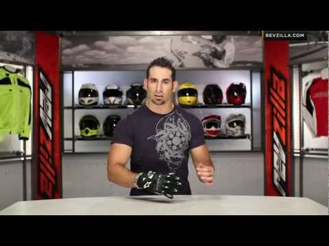 Alpinestars M10 Air Carbon Gloves Review at RevZilla.com