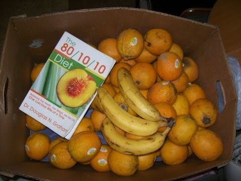 Heal Your Body With Fruit And Vegetables And My Blood Test Results!