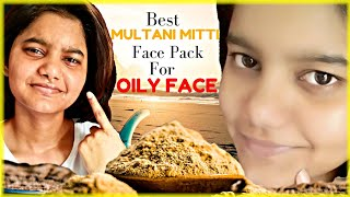 Best Mulatni Mitti Face Pack For Oil Free Face | Oil free, Wrinkle Free, Beautiful Face in 10 Minute