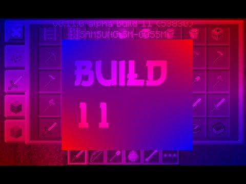 0.11.0 alpha build 11 mcpe download !