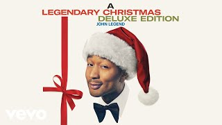 John Legend - Baby, It's Cold Outside (Official Audio) ft. Kelly Clarkson