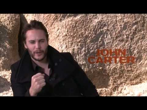 JOHN CARTER Interviews With Taylor Kitsch, Willem Dafoe, Lynn Collins And Andrew Stanton
