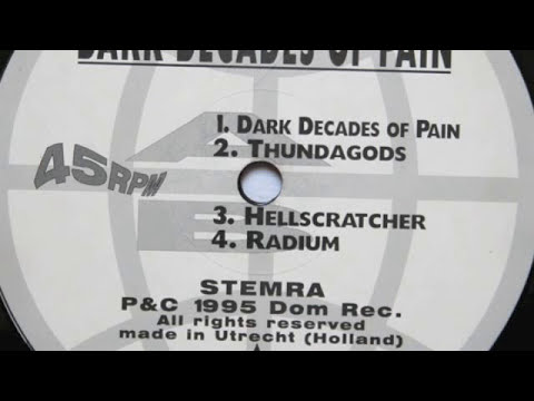 G-Town Madness - Dark Decades of Pain