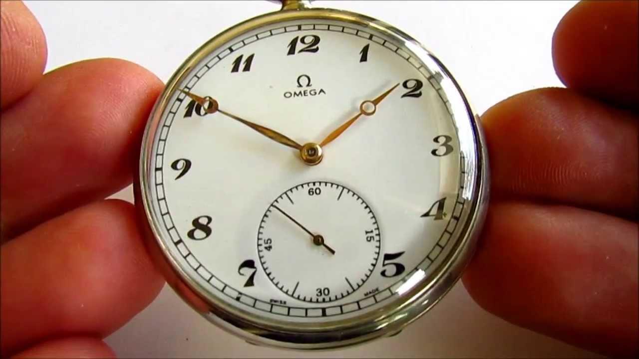 Omega Pocket Watch Price Omega Old Pocket Watch 15