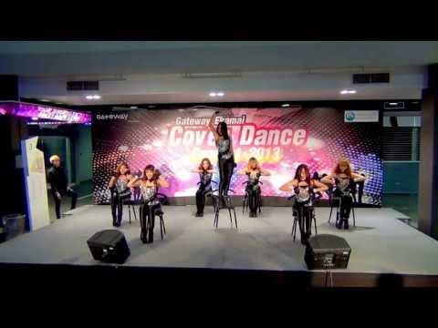 130622 Def-G cover Rania @Gateway Ekamai Cover Dance Contest 2013 (Final Round)