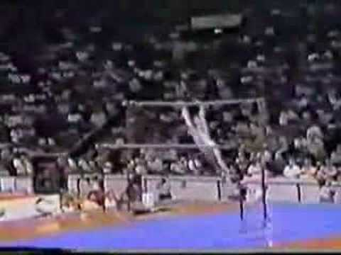 Nadia Comaneci - 1976 Perfect 10 Bars Video