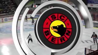 EHC Visp vs. SC Bern: Alle Tore