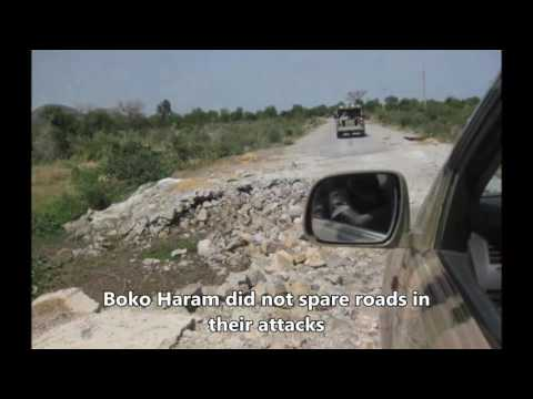 Towns liberated by Nigeria Army from Boko Haram. North-East, Nigeria