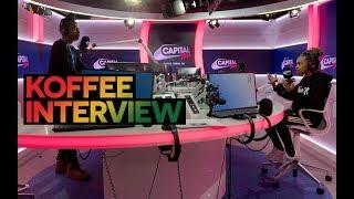Reggae Recipe Koffee Interview