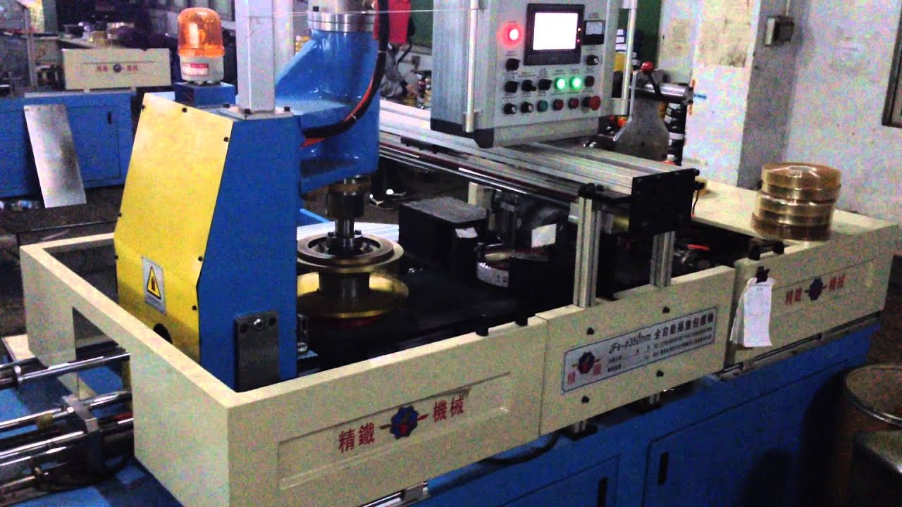Fully Automatic Wire  U0026 Cable Coiling Machine