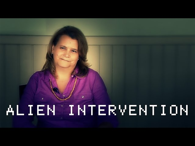 Janet Undergoes Alien Procedure