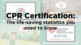 CPR Certification: The life-saving statistics you need to know