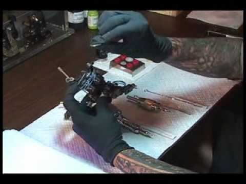 Hildbrandt Advanced Tattooing Techniques - Tattoo apprenticeship training