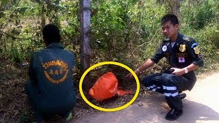 Most Disturbing Things Discovered On The Side Of The Road