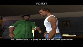 GTA San Andreas: Meeting Big Smoke Scene