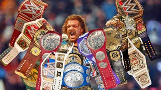 15 WWE Wrestlers With The MOST Title Reigns Ever!